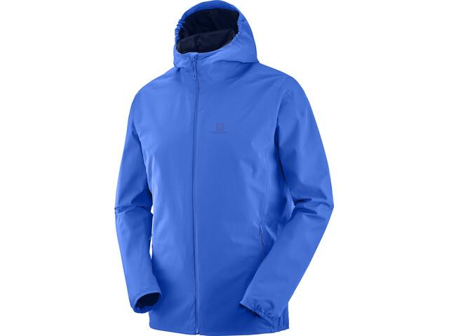 Salomon Essential Veste Homme, nautical blue
